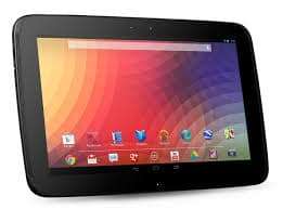 How to Screenshot Nexus 10