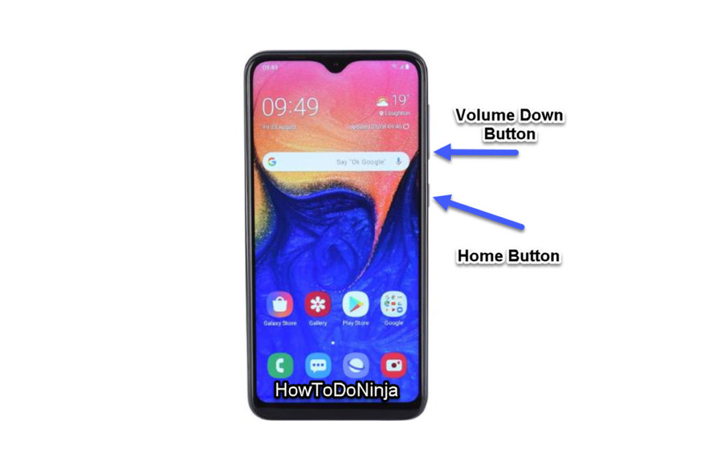 Hard Reset Galaxy A8 Star (A9 Star)